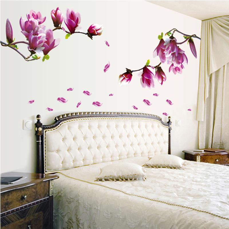 Дизайн спальни с фотообоями фото своими руками 77